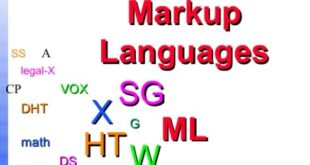 Bahasa Markup atau Bahasa Markah cahsemarang.com